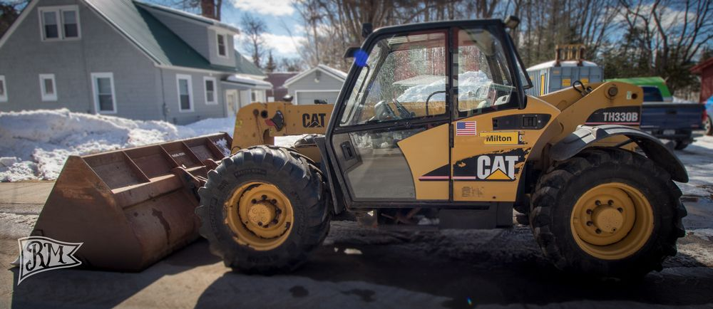 2006 Caterpillar TH330B Telehandler