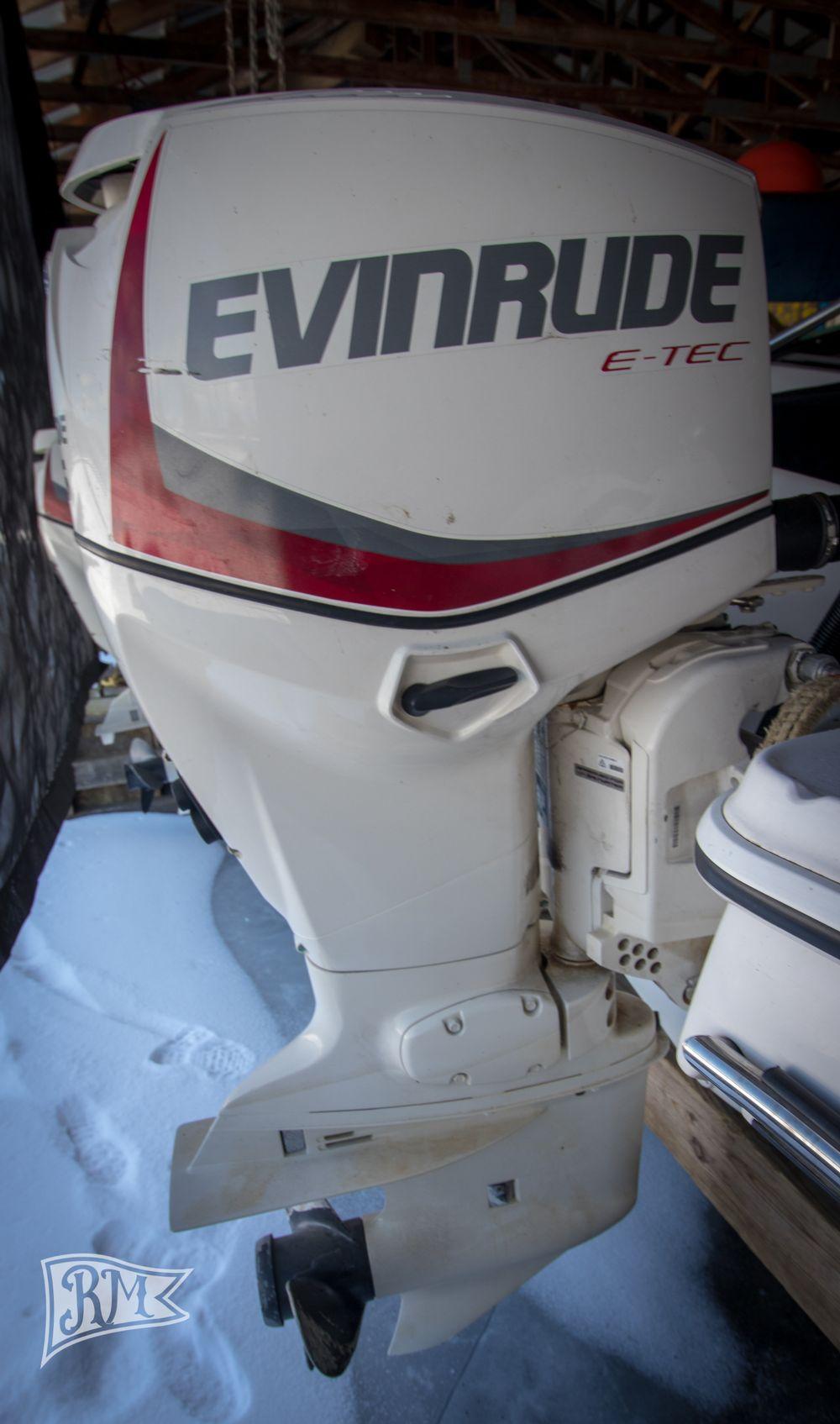 2015 evinrude e tec 75 hp outboard engine rivett 39 s for E tec outboard motors for sale